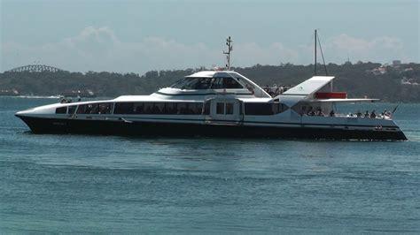 catamaran boat share sydney supercat 4 high speed catamaran ferry sydney to watsons