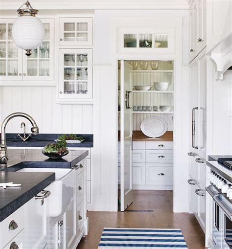 White Beadboard Kitchen Cabinets by Door For Pantry Source Boston Magazine White Beadboard