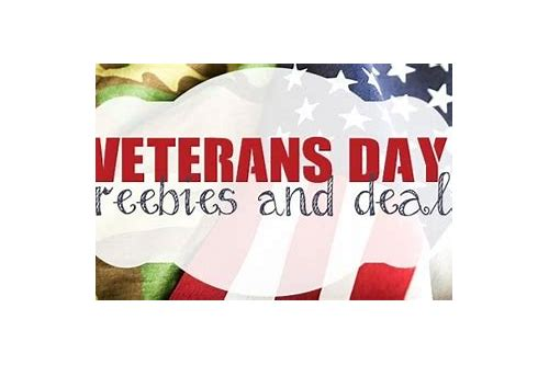 veterans day deals 2018 nyc