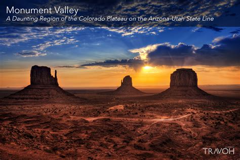 monument valley a daunting region of the colorado