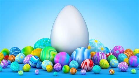 colorful eggs colorful easter eggs creative 1125x2436 iphone x