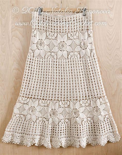 pattern skirt pinterest crochet skirt pattern maxi lace skirt by