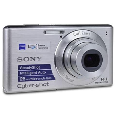 Kamera Digital Sony Cybershot 14 Megapixel evertek wholesale computer parts sony cyber dsc w530 14 1mp 4x optical 2x digital zoom hd