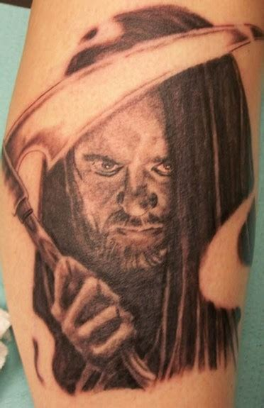 undertaker tattoo tattoos and bad page 2
