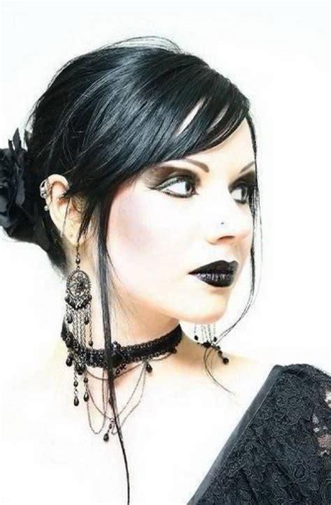 girl hairstyles goth beautiful goth hair pinterest gothic leidenschaft