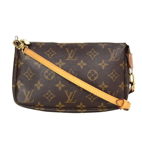 Lv Crossbody louis vuitton monogram pochette crossbody bag for sale at