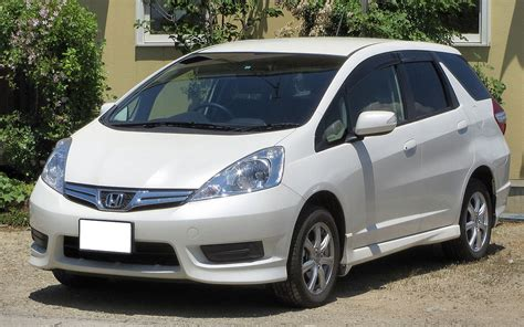 Honda Fit Wiki by Honda Fit Shuttle Wolna Encyklopedia