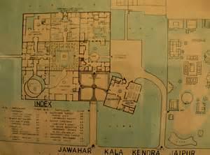 Plan Image File Plan Jawahar Kala Kendra Jaipur Rajasthan Jpg