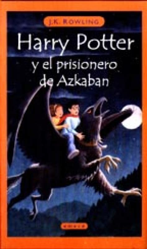 harry potter spanish 8498383625 harry potter in spanish 3 harry potter y el prisionero de azkaban