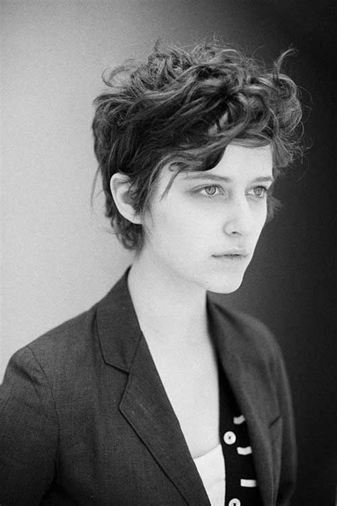 short pixie haircuts 2015 2016 for curly hair full dose short curly pixie haircuts short hairstyles 2017 2018