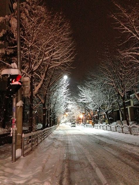 0001200968 winter morning in istanbul op free photo winter night snow street free image on