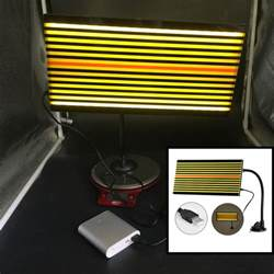 Car Lighting Board Fitting Led Line Board Light L Auto Paintless Pit Dent