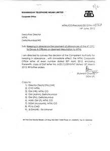 application letter to mtnl costa sol real estate and