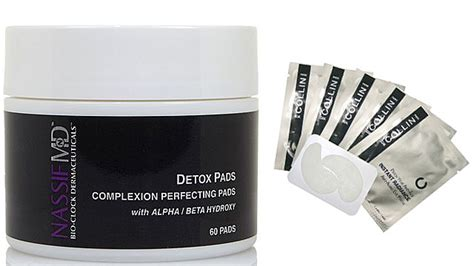 Nassif Md Detox Pads by Ring In The New Year With These Must Haves