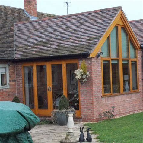 Sunroom Extension Gable End Like This Sunroom Glass