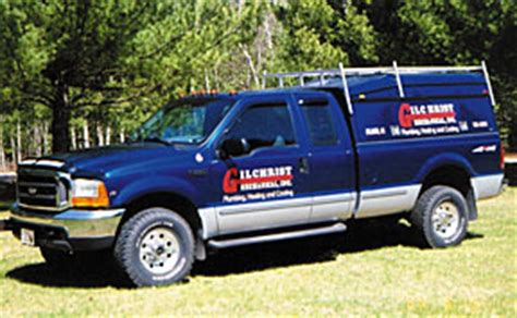 Gilchrist Plumbing by Pm S Best Looking Truck Contest