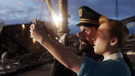 film cartoon tintin steven spielberg confirms hoped for 2015 release for