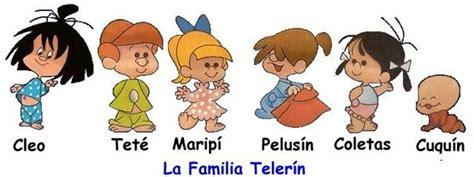 imagenes de la familia telerin con frases la familia teler 237 n dibujos animados pinterest