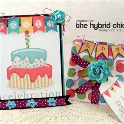 sweet celebration birthday gift set homemade birthday card ideas tip junkie - Birthday Gift Card Ideas