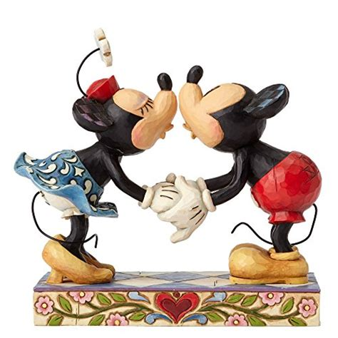 Mickey And Minnie Disney Import Preloved disney traditions by jim shore mickey mouse minnie