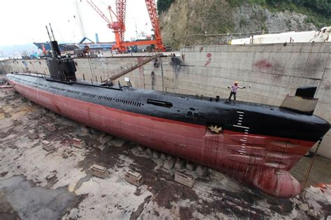 designboom girl battle decommissioned submarines my style pinterest
