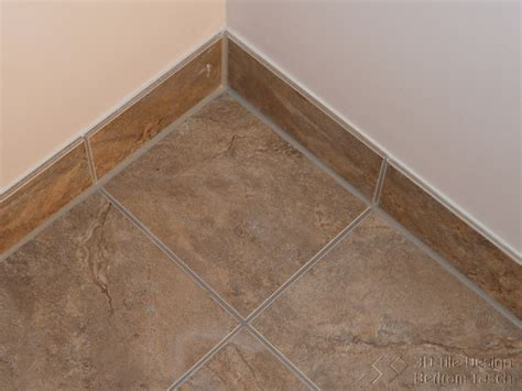 bathroom baseboard ideas caulked baseboard joints modern bathroom vancouver