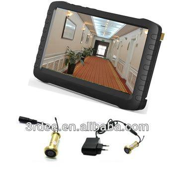 wireless peephole camera door viewer(100m transmit range