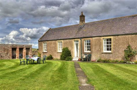 self catering cottages alnwick northumberland coast