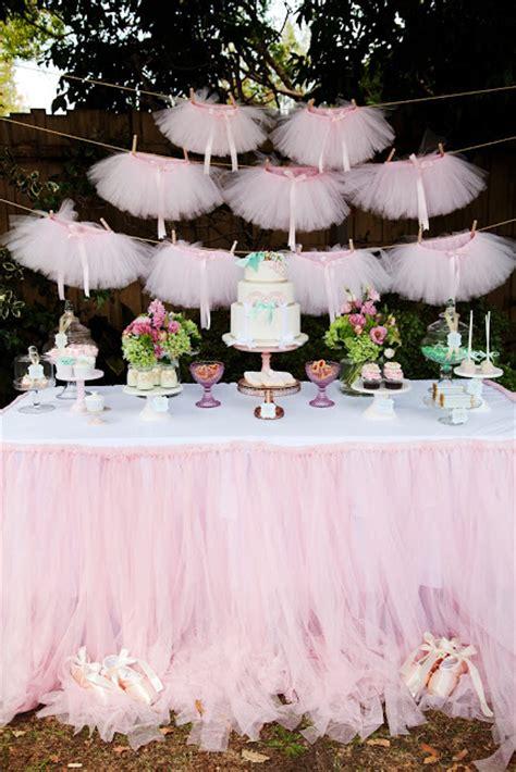 Tutu Decorations by Ballerina Pink Tutu Design Dazzle