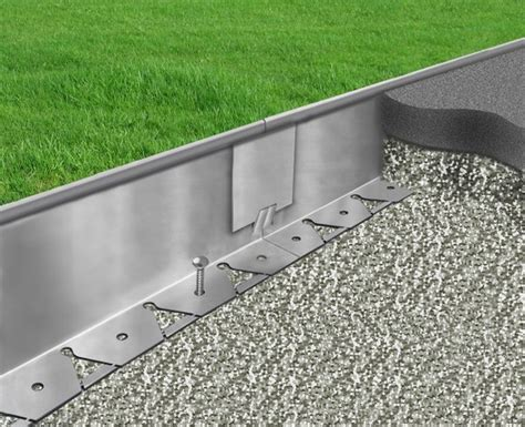 Landscape Edging Installation Tips Metal Edging Ideas Garden Landscape Edging Advantages