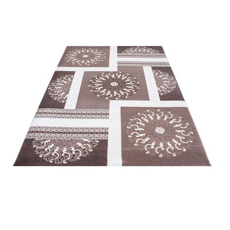 Large Modern Rugs Modern Quality Designer Contemporary Rugs Large Black Grey Brown Ebay