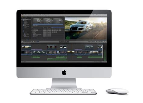 final cut pro hd apple final cut pro x video editing software update adds