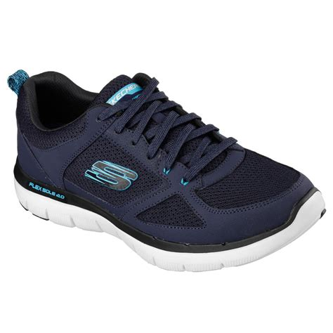 s athletic shoes skechers flex advantage 2 0 mens athletic shoes