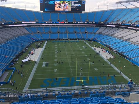 section 529 plans bank of america stadium section 529 rateyourseats com