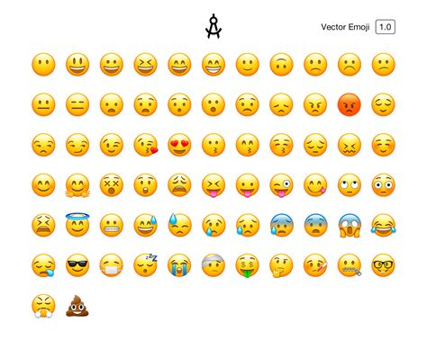 emoji download 20 best emoji icons to show emotions in your design