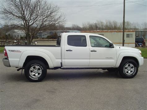 tacoma double cab long bed mileage 82 500 miles