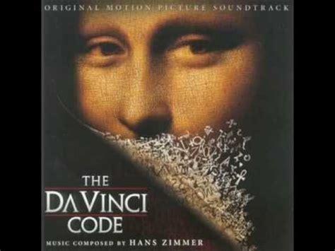 Jam Davinci Code chevaliers de sangreal the da vinci code piano