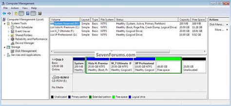 format hard drive system reserved system reserved multi boot from logical partitions