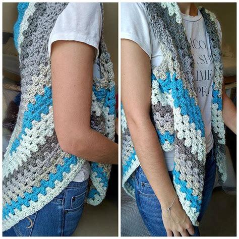 triangle pattern vest best 25 crochet triangle scarf ideas on pinterest