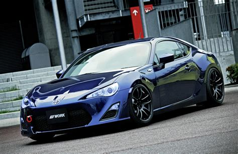 subaru frs modified toyota gt86 project nice stance http extreme modified