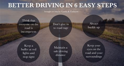 7 Tips For Being A Safe Driver On The Road by Defensive Driving Personal Injury Attorney Las Vegas