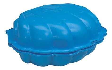 dreambaby buitenspeelgoed paradiso zandbak blauwe schelp dreambaby