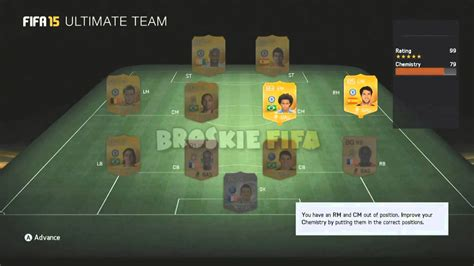 Ultimate Team Layout | fifa 15 ultimate team pack opening design layout