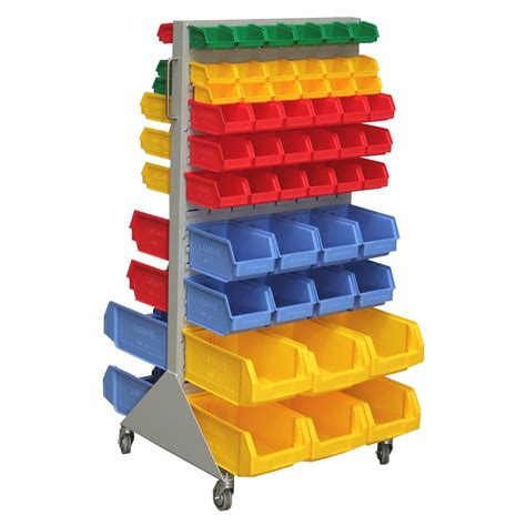 parts storage drawers nz mobile trolley double sided with bins lamson van
