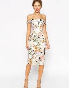 wedding dresses asos asos asos wedding bardot floral shoulder pencil