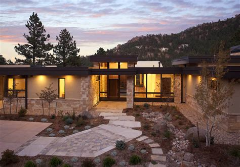 homes in the mountains mountain living contemporary homes mosaic architects