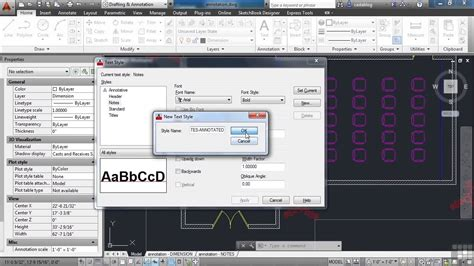autocad tutorial using annotation scaling advanced autocad 2014 tutorial annotative scaling one
