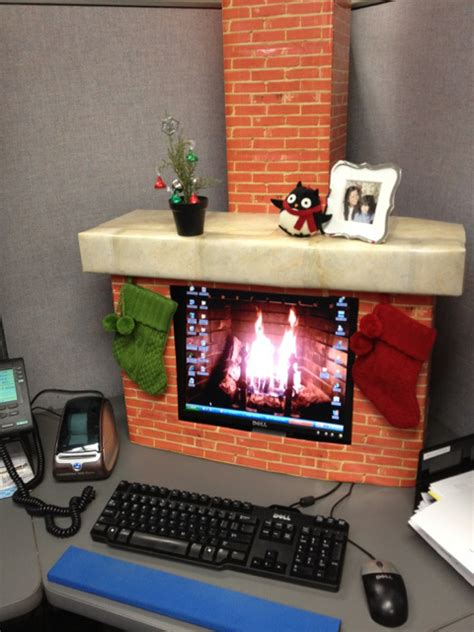 christmas desk ideas 15 decorations my and