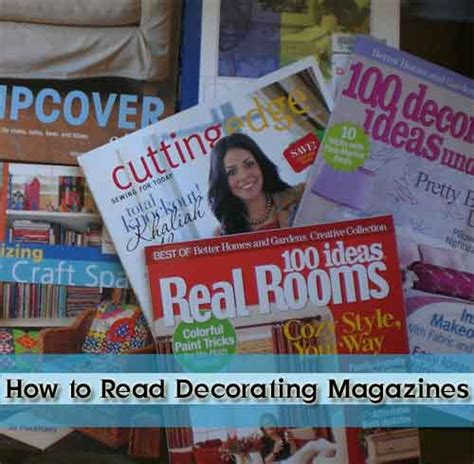 how to read decorating magazine how to read decorating magazines freshome com