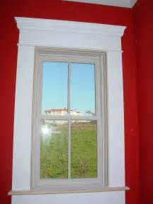 window moulding on window trims moldings and
